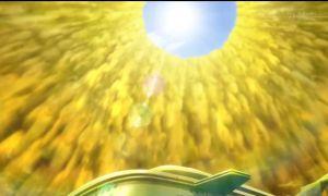 黄色い雲09